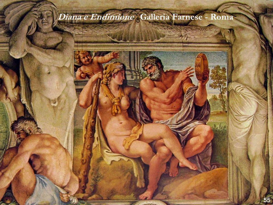 Diana e Endimione Galleria Farnese - Roma