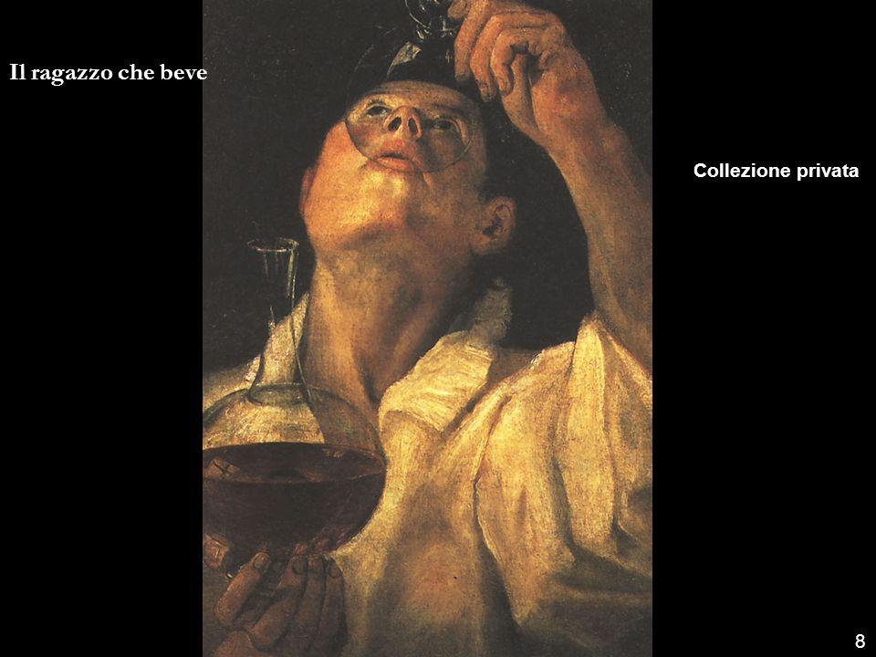 Il ragazzo che beve Collezione privata 8