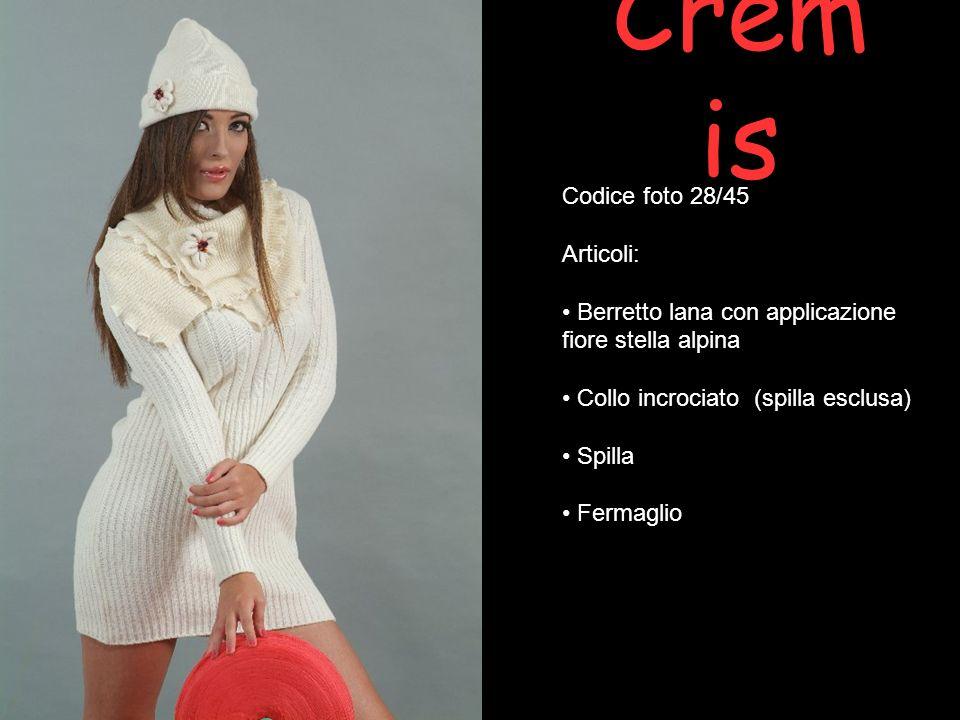 Cremis Codice foto 28/45 Articoli: