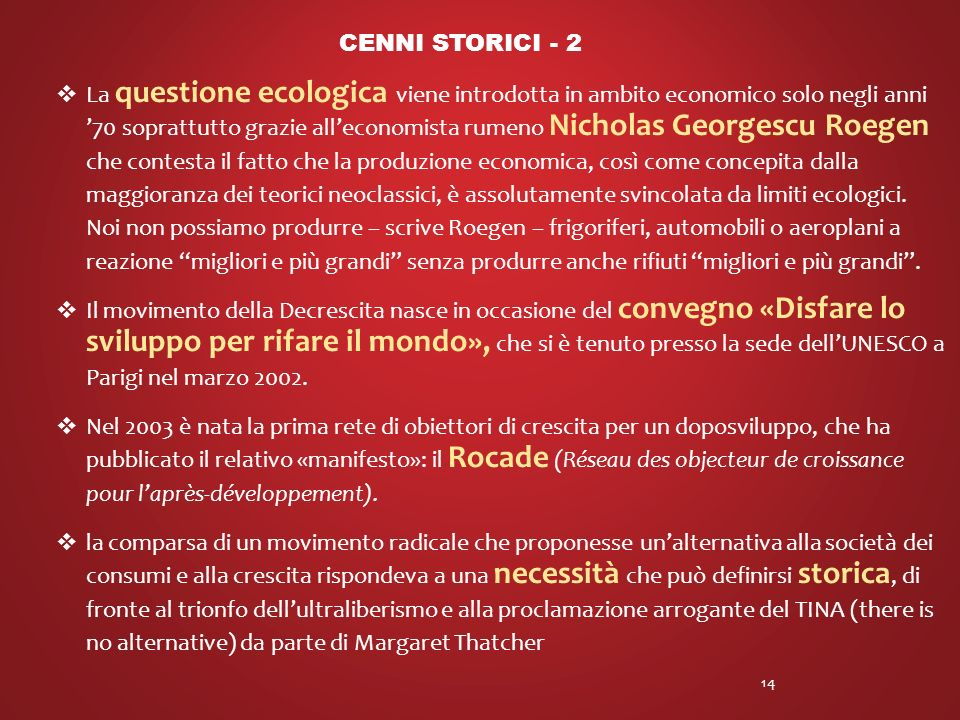Cenni storici - 2