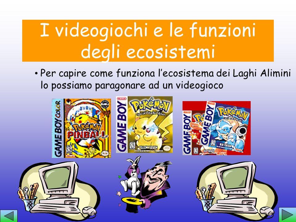 I videogiochi e le funzioni degli ecosistemi