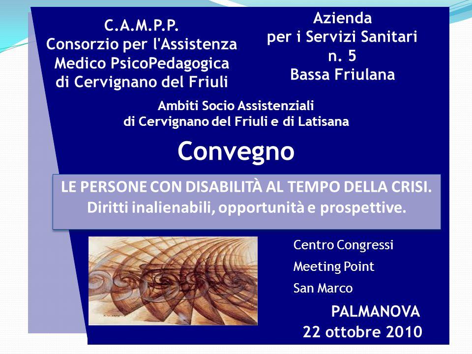 Ambiti Socio Assistenziali di Cervignano del Friuli e di Latisana