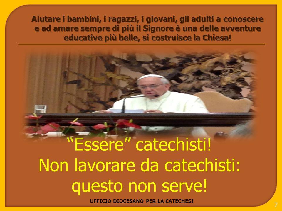 UFFICIO DIOCESANO PER LA CATECHESI