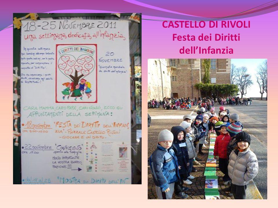 CASTELLO DI RIVOLI Festa dei Diritti dell'Infanzia