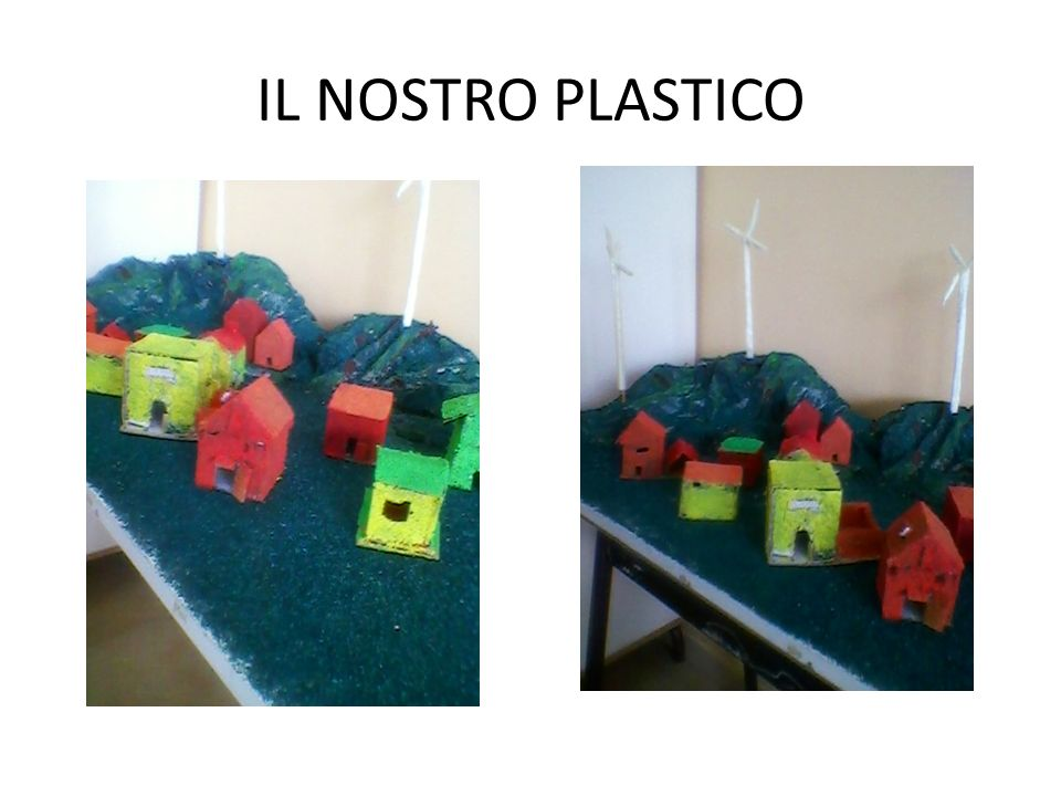 IL NOSTRO PLASTICO