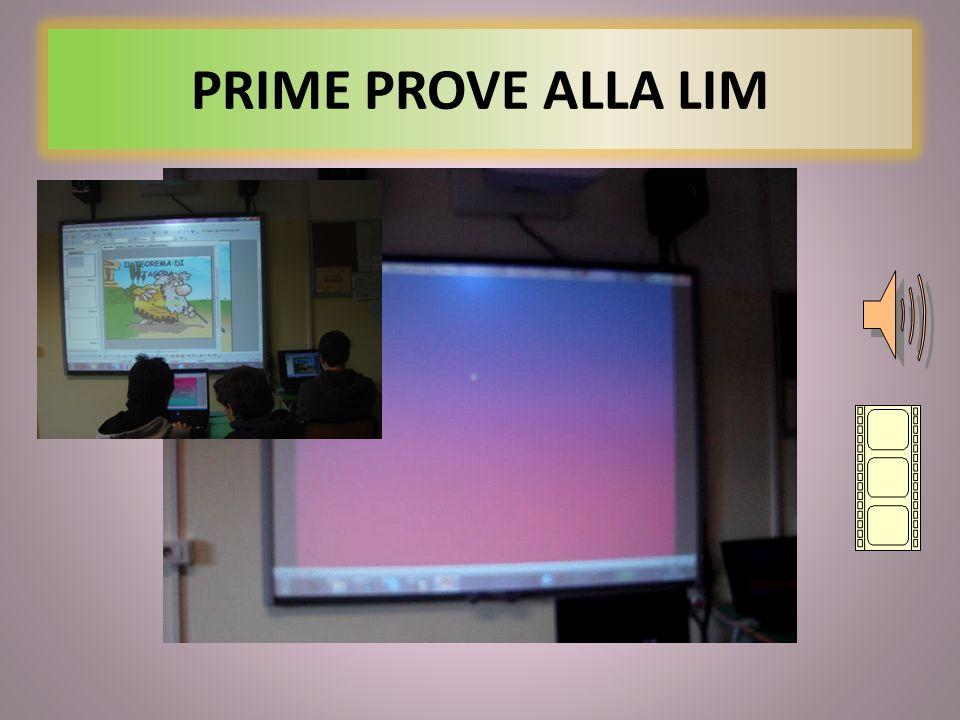 PRIME PROVE ALLA LIM