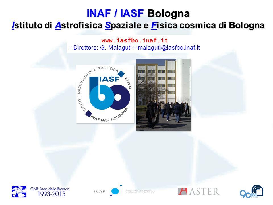 Istituto di Astrofisica Spaziale e Fisica cosmica di Bologna
