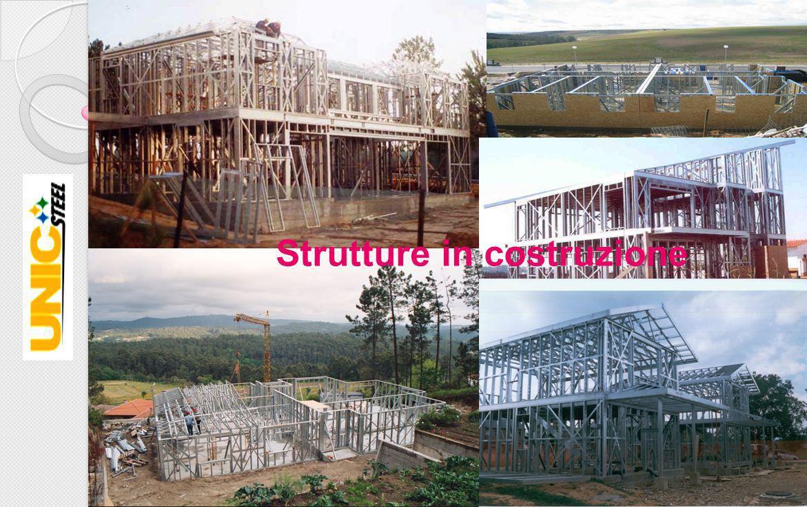 Strutture in costruzione