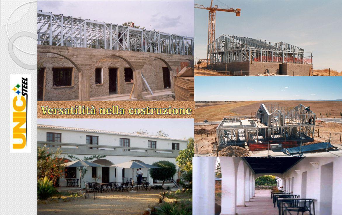 Versatilità nella costruzione