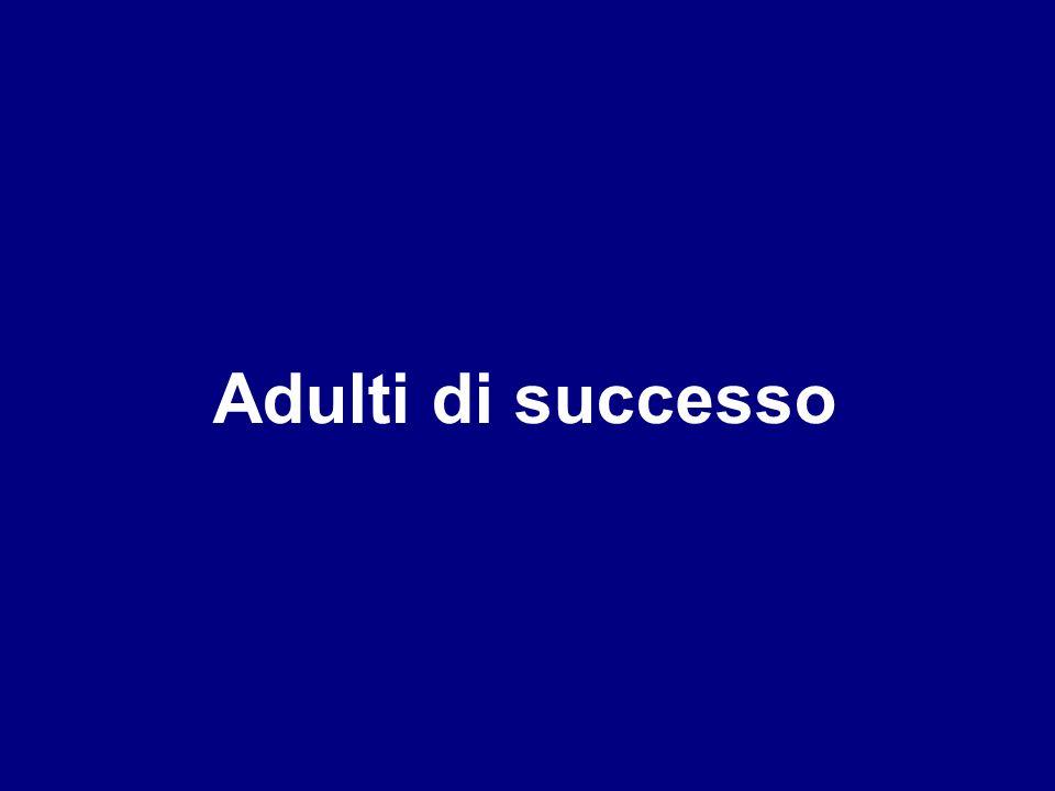 Adulti di successo