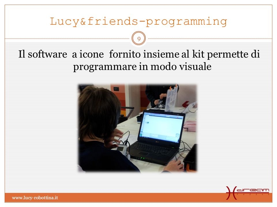 Lucy&friends-programming