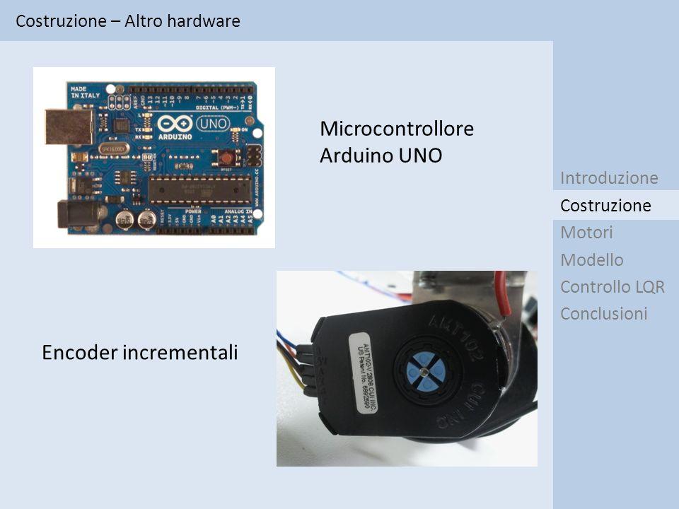 Microcontrollore Arduino UNO