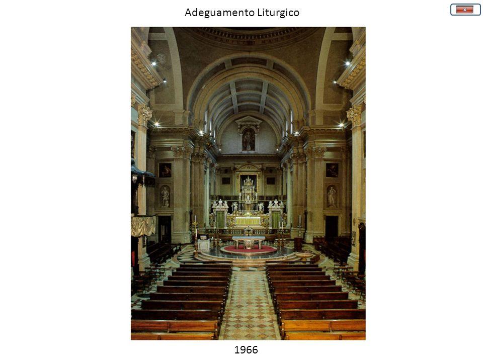 Adeguamento Liturgico
