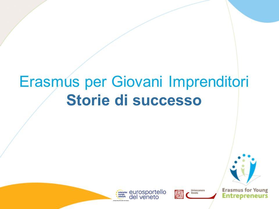 Erasmus per Giovani Imprenditori Storie di successo