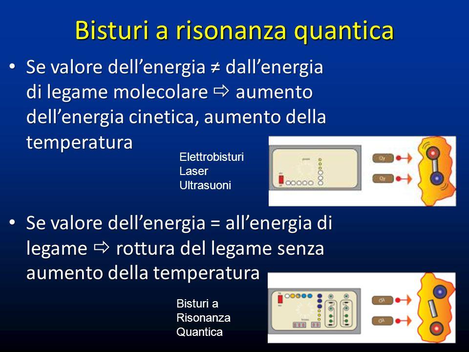 Bisturi a risonanza quantica