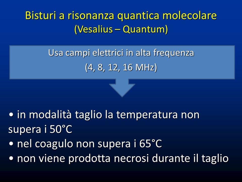 Bisturi a risonanza quantica molecolare (Vesalius – Quantum)
