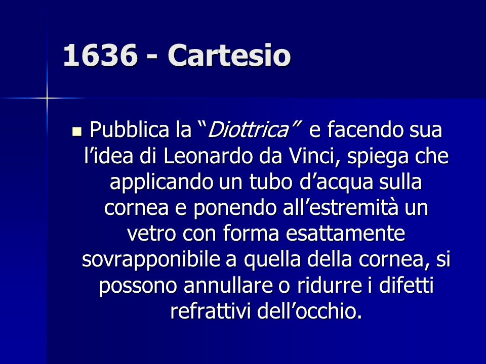 1636 - Cartesio