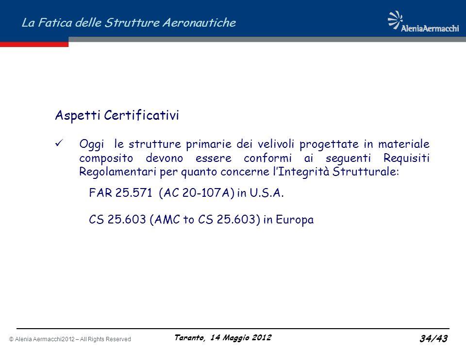 Aspetti Certificativi