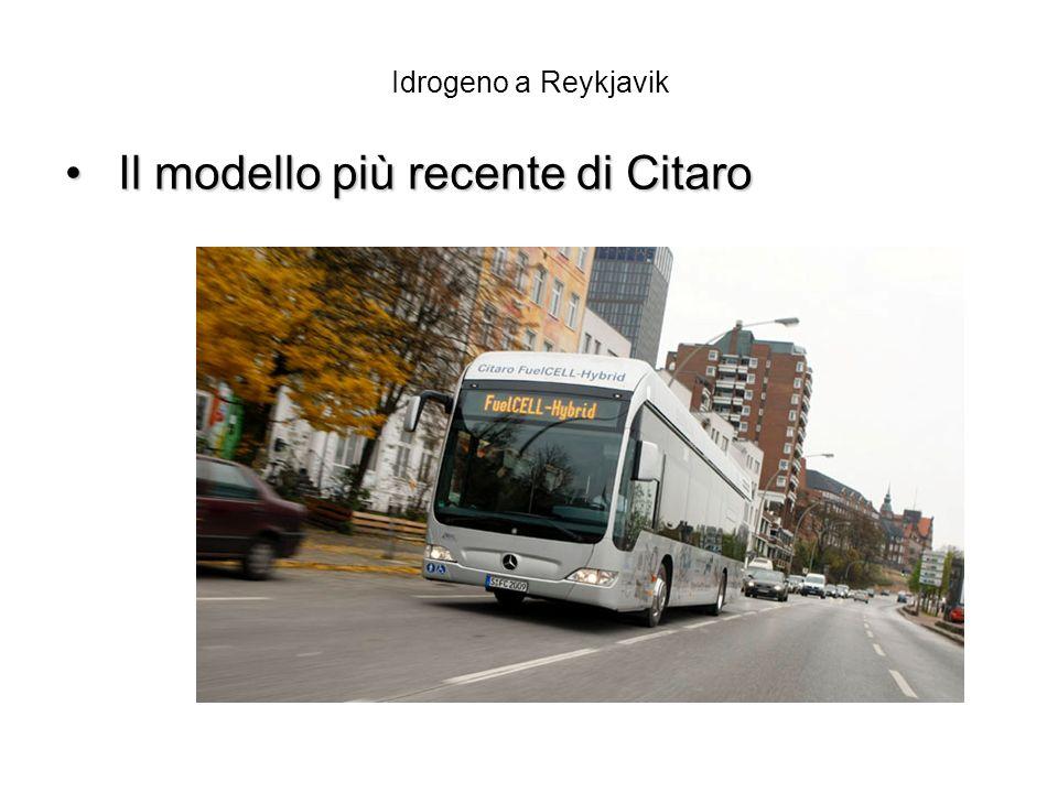 Il modello più recente di Citaro
