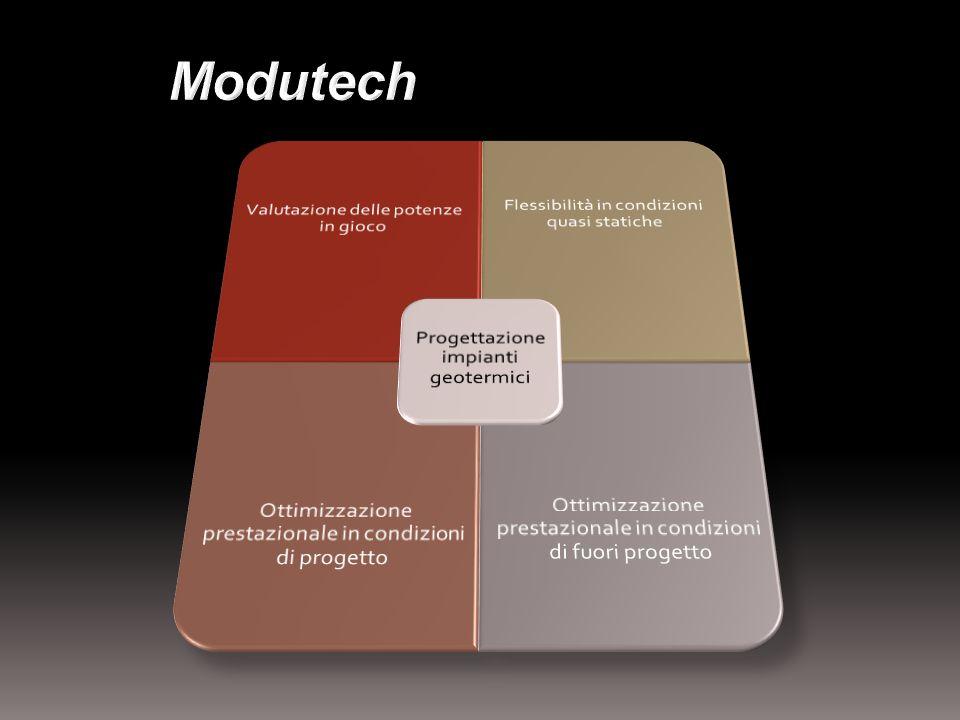 Modutech Progettazione impianti geotermici