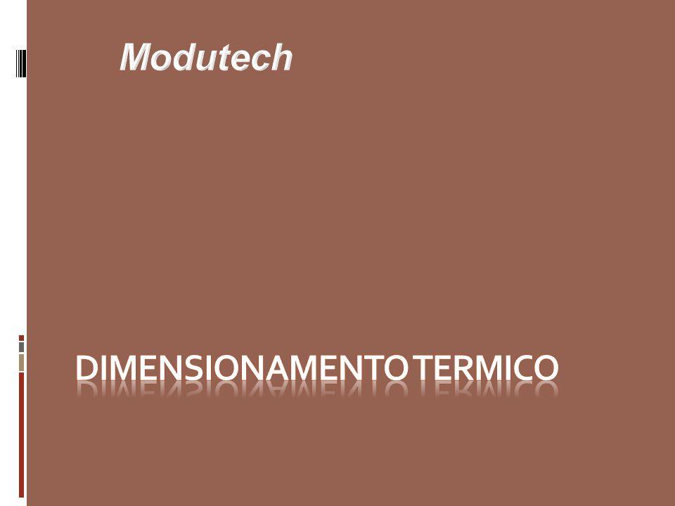 Dimensionamento termico
