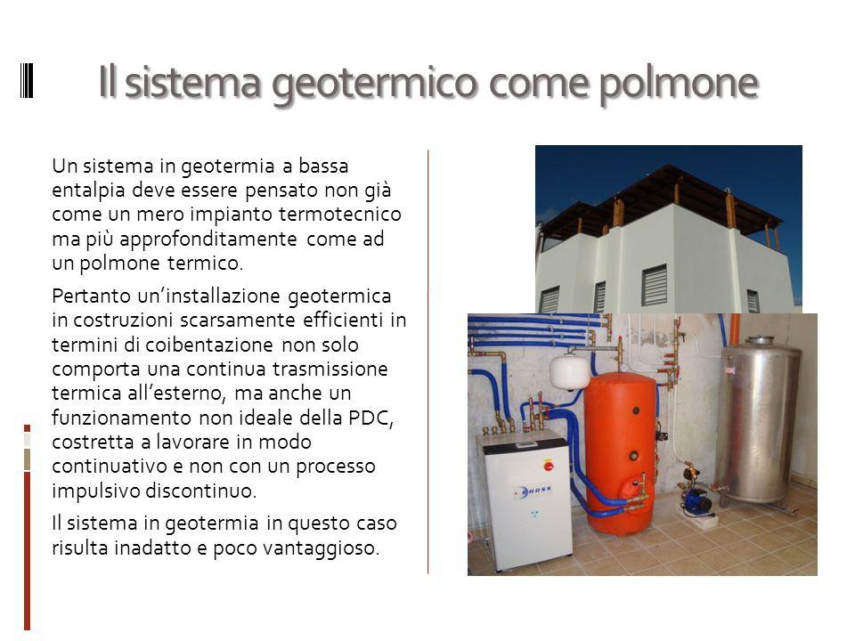 Il sistema geotermico come polmone