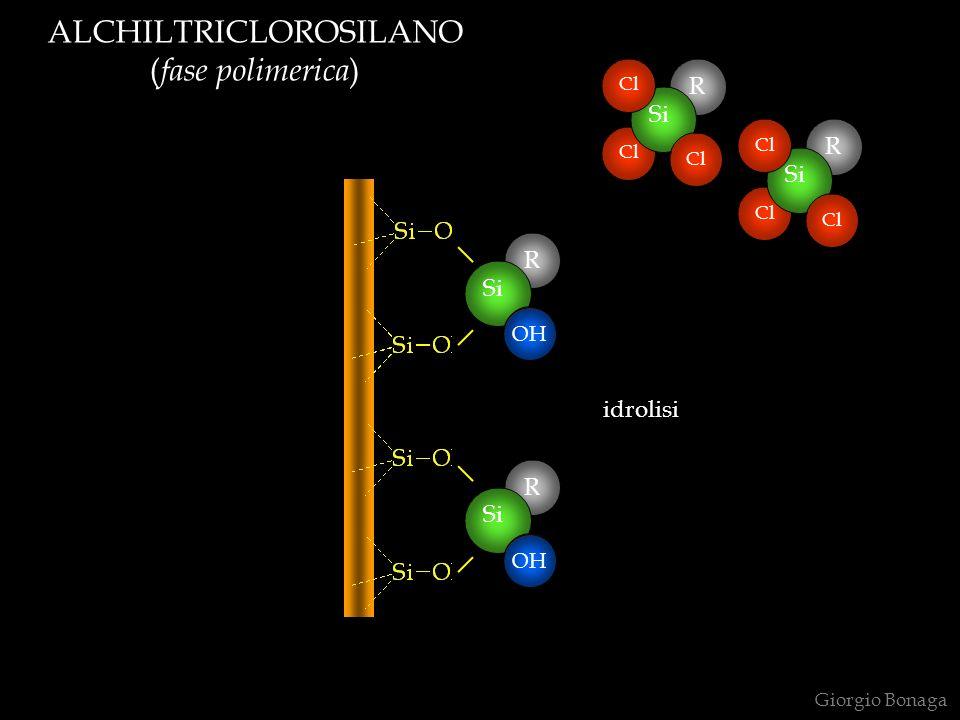 ALCHILTRICLOROSILANO