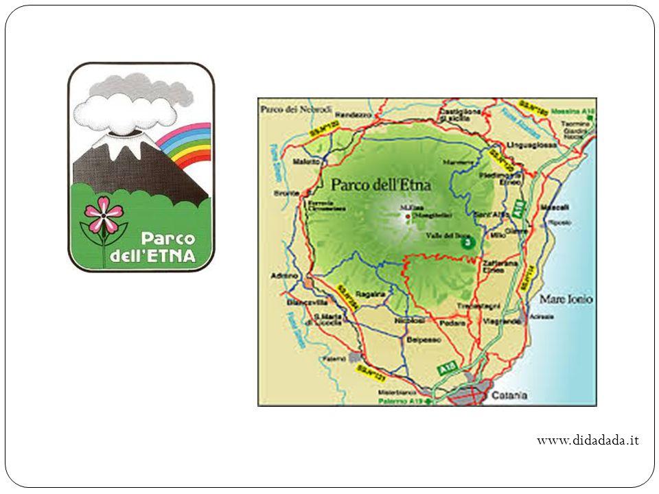 Nel 1987 è stato istituito, con decreto del Presidente della Regione Siciliana, il Parco naturale regionale dell'Etna, con una superficie di circa 50.000 ettari.