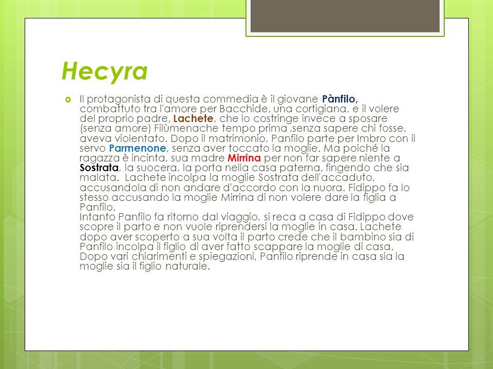 Hecyra
