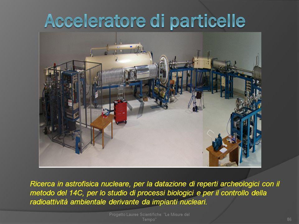 Acceleratore di particelle