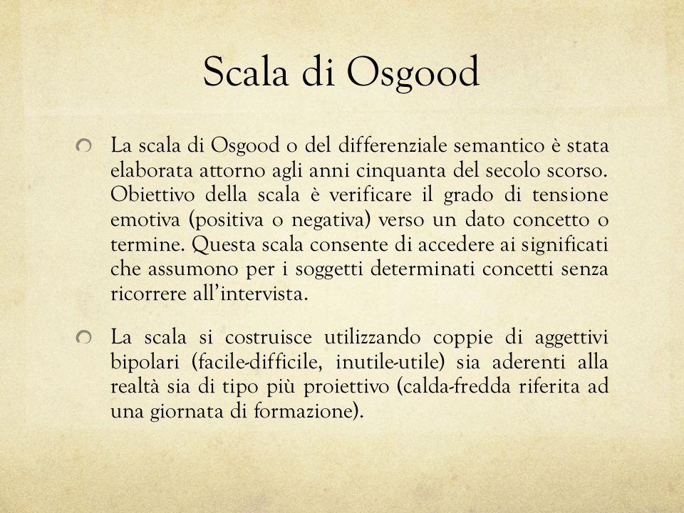 Scala di Osgood