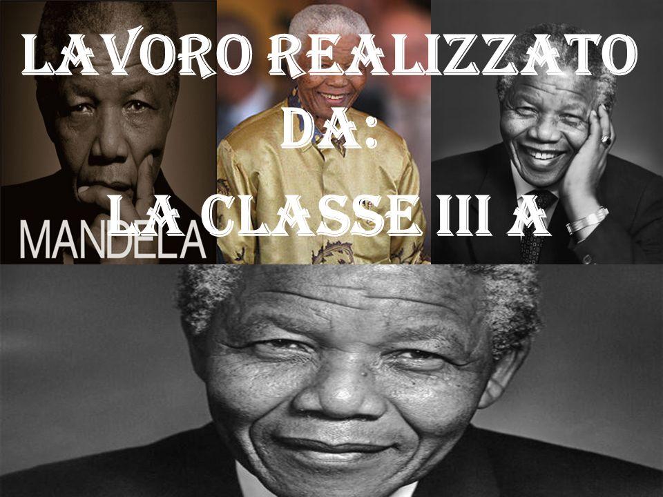 LAVORO REALIZZATO DA: La classe iii a