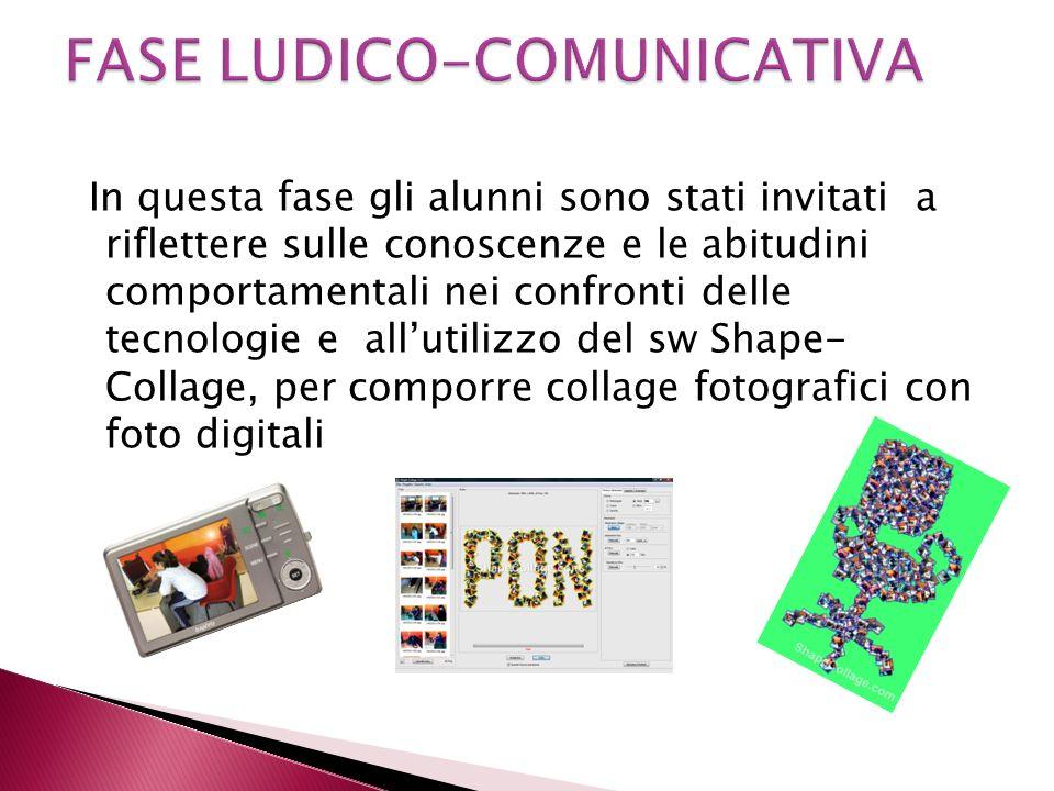 FASE LUDICO-COMUNICATIVA