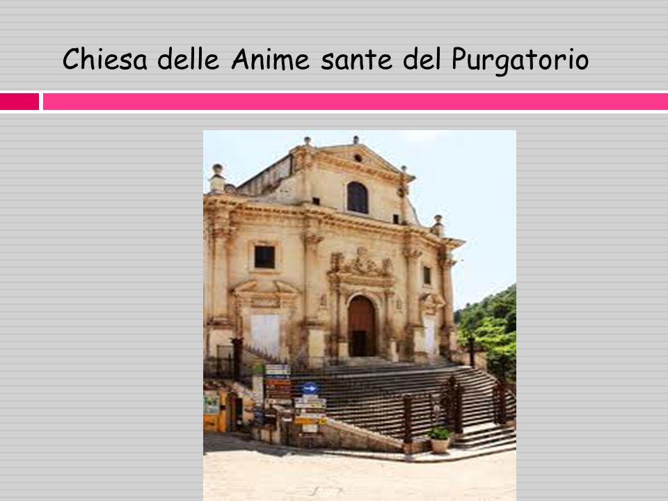 Chiesa delle Anime sante del Purgatorio