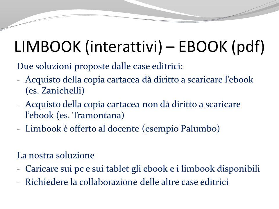 LIMBOOK (interattivi) – EBOOK (pdf)