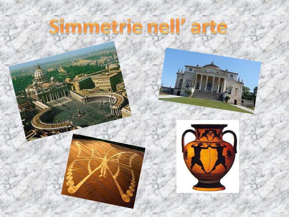 Simmetrie nell' arte