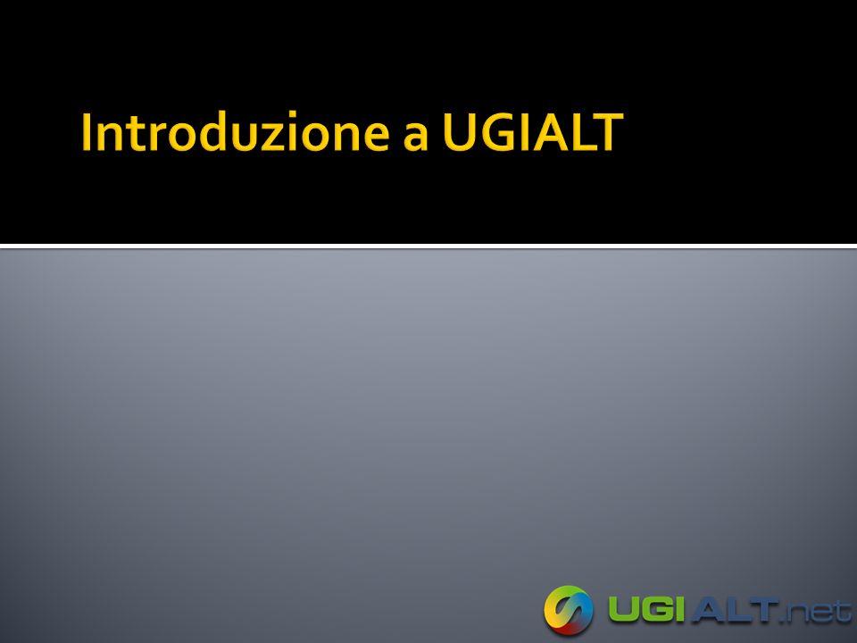 Introduzione a UGIALT