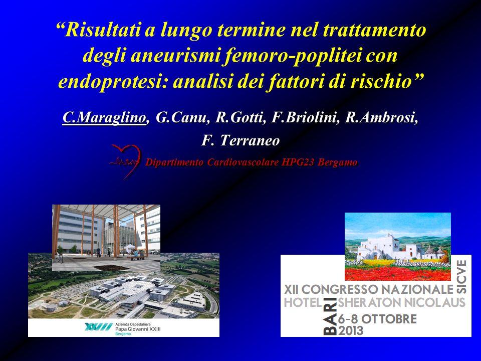 C.Maraglino, G.Canu, R.Gotti, F.Briolini, R.Ambrosi,