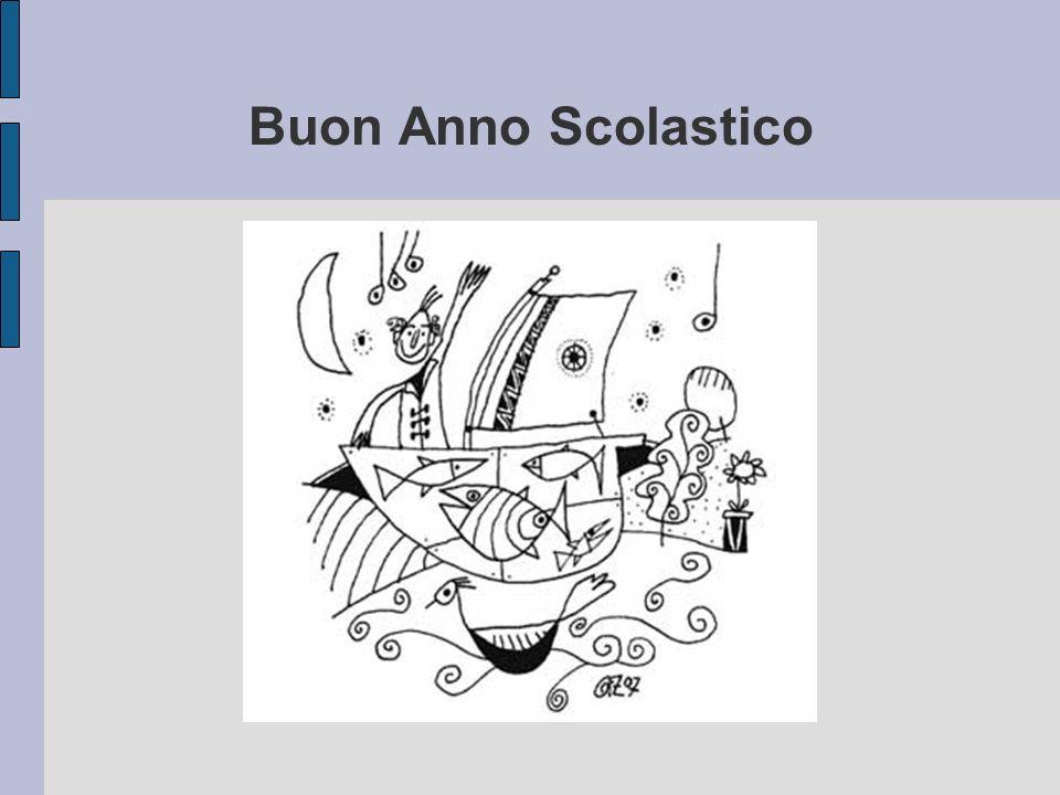 Buon Anno Scolastico