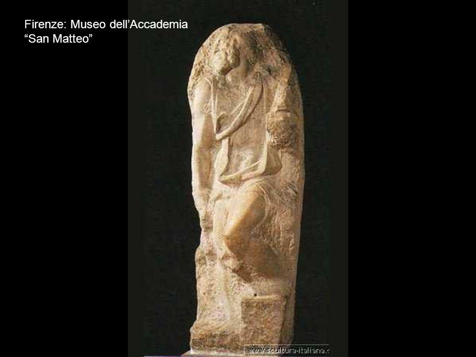 Firenze: Museo dell'Accademia