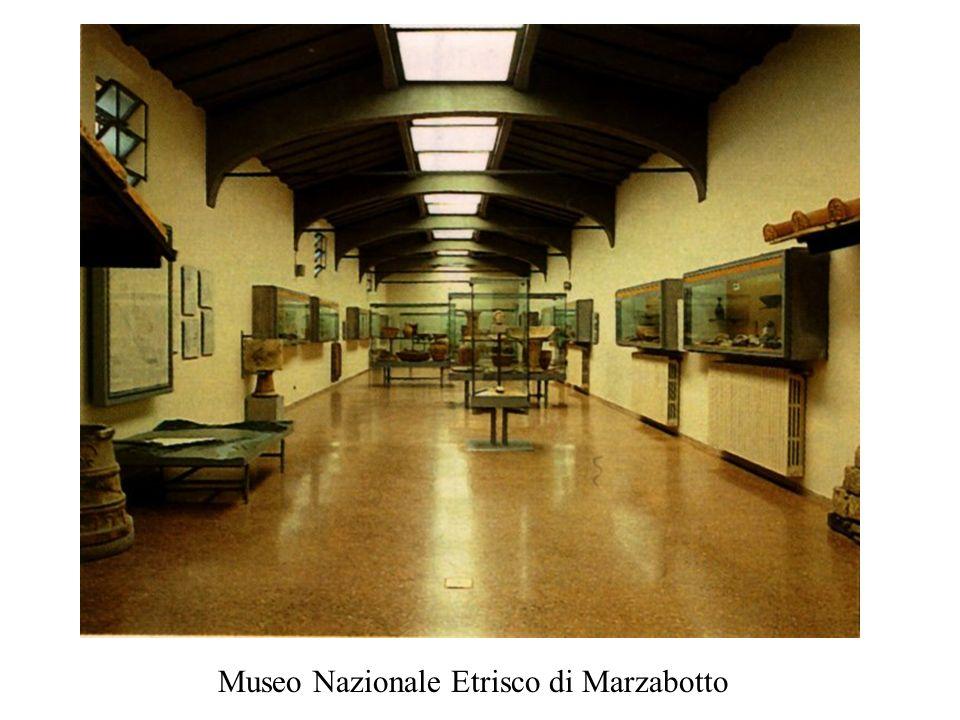 Museo Nazionale Etrisco di Marzabotto