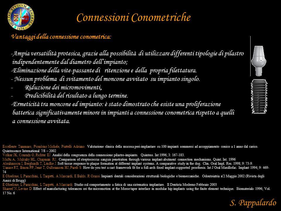 Connessioni Conometriche