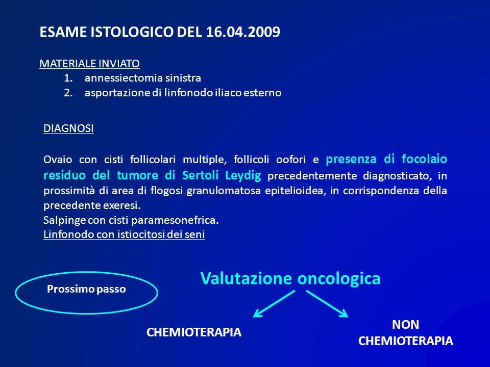 Valutazione oncologica