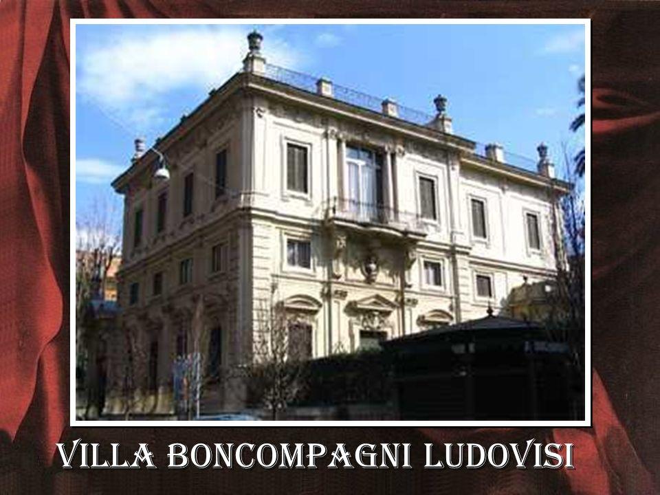 Villa Boncompagni Ludovisi