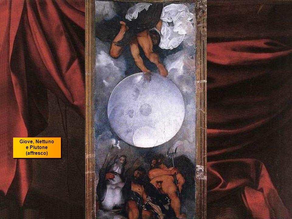 Giove, Nettuno e Plutone (affresco)