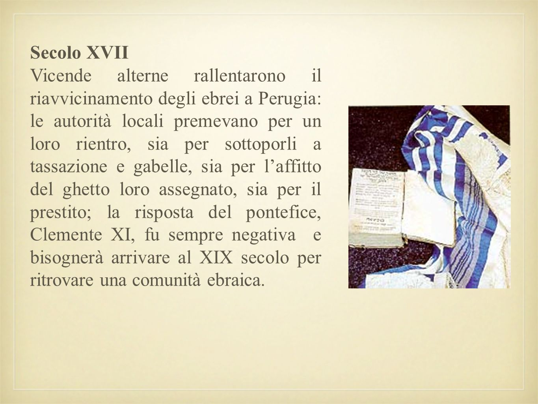 Secolo XVII