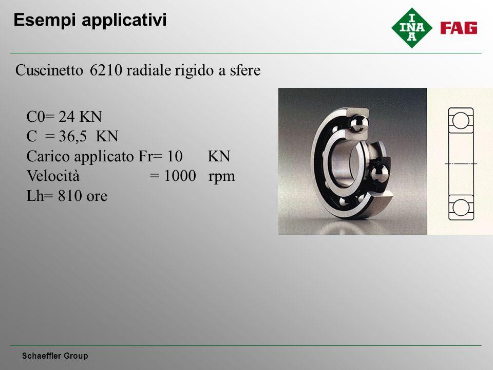 Cuscinetto 6210 radiale rigido a sfere