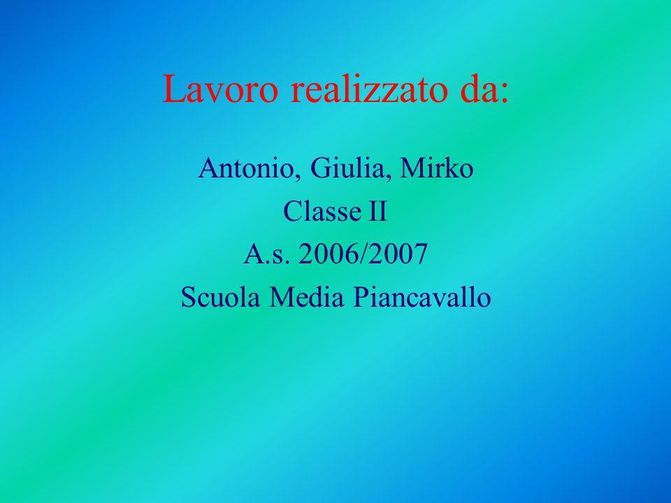 Scuola Media Piancavallo