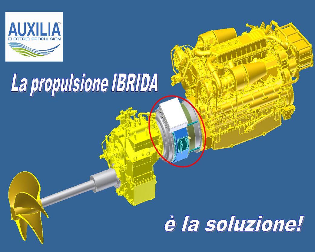 La propulsione IBRIDA è la soluzione!