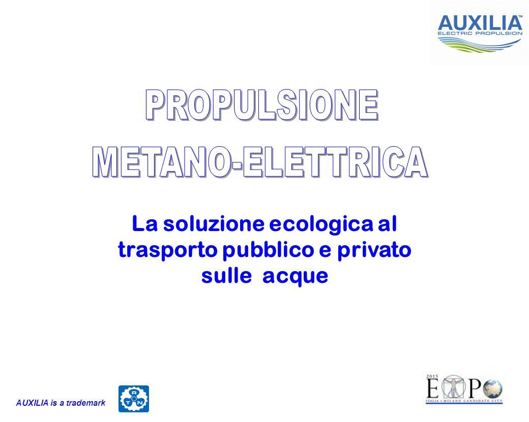 La soluzione ecologica al trasporto pubblico e privato sulle acque